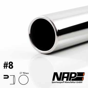 NAP Endrohr #8